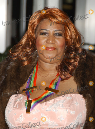 Aretha Franklin Photo - 16 August 2018 - 1942  Aretha Franklin the Queen of Soul Dies at 76 File Photo  File Photo 01 December 2007 - Washington DC - Aretha Franklin Gala Dinner honoring the 30th Kennedy Center Honors Recipients pianist Leon Fleisher actor and writer Steve Martin singer Diana Ross film director Martin Scorsese and songwriter Brian Wilson for lifetime achievement in the performing arts held at the State Department Photo Credit Laura FarrAdMedia