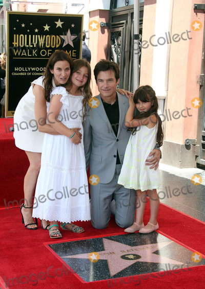 Amanda Anka Photo - 26 July 2017 - Hollywood California - Amanda Anka Jason Bateman Francesca Nora Bateman Maple Sylvie Bateman Jason Bateman Honored With Star On The Hollywood Walk Of Fame Photo Credit F SadouAdMedia