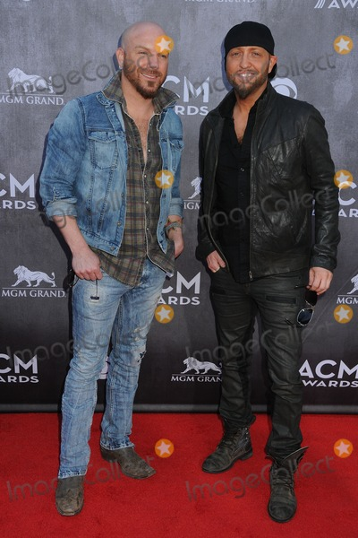 LoCash Cowboys Photo - 06 April 2014 - Las Vegas Nevada - Preston Brust Chris Lucas LoCash Cowboys 49th Annual Academy of Country Music Awards - Arrivals held at the MGM Grand Hotel Photo Credit Byron PurvisAdMedia