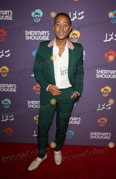 John Legend Photo - 30 July 2019 - West Hollywood California - John Legend Shermans Showcase Premiere Party held at Peppermint Club Photo Credit FSadouAdMedia