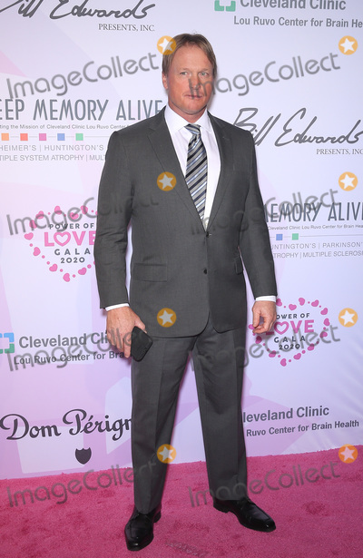 Neil Diamond Photo - 07 March 2020 - Las Vegas NV - Jon Gruden  Keep Memory Alive Honors Neil Diamond at 24th Annual Power of Love Gala at MGM Grand Garden Arena Photo Credit MJTAdMedia