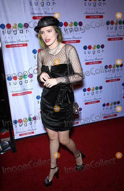 Bella Thorne Photo - 08 October 2018 - Las Vegas NV - Bella Thorne  Bella Thorne celebrates her 21st birthday at Sugar Factory American Brasserie inside Fashion Show Photo Credit MJTAdMedia