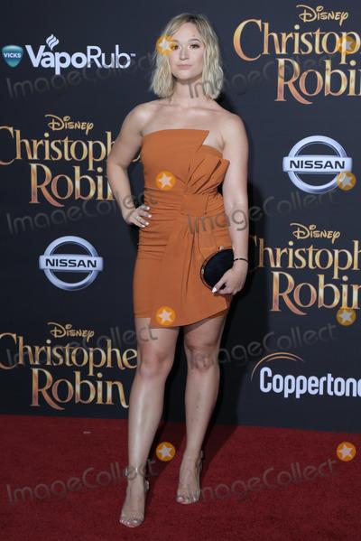 Alisha Marie Photo - 30 July 2018 - Burbank California - Alisha Marie Premiere of Disneys Christopher Robin held at Walt Disney Studios Photo Credit PMAAdMedia