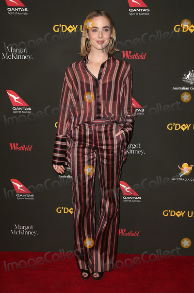Ashleigh Brewer Photo - 27 January 2018 - Los Angeles California - Ashleigh Brewer 15th Annual GDay USA Los Angeles Black Tie Gala held at Wilshire Grand Ballroom at the Intercontinental Hotel Downtown Photo Credit F SadouAdMedia