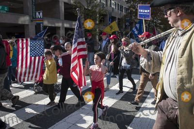 Supremes Photo - Thousands of people march to a pro-Trump MAGA rally at Freedom Plaza with a march on Pennsylvania Avenue Northwest to the United States Supreme Court in Washington DC on Saturday November 14 2020Credit Rod Lamkey  CNPAdMedia