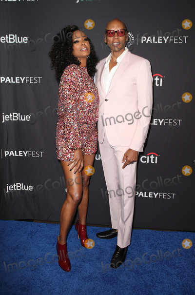 Aisha Tyler Photo - 17 March 2019 - Hollywood California - Aisha Tyler RuPaul Charles The Paley Center For Medias 2019 PaleyFest LA - RuPauls Drag Race held at The Wolf Theatre at The Dolby Theatre Photo Credit Faye SadouAdMedia