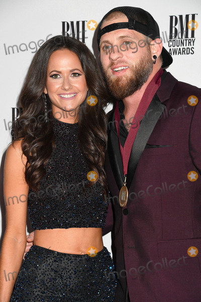 Amber Cochran Photo - 01 November 2016 - Nashville Tennessee - Brantley Gilbert and Amber Cochran 64th Annual BMI Country Awards 2016 BMI Country Awards held at BMI Music Row Headquarters Photo Credit Laura FarrAdMedia