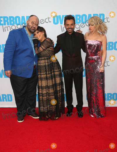 Anna Faris Photo - 30 April 2018 - Westwood California - Mel Rodriguez Eva Longoria Eugenio Derbez Anna Faris  Overboard Los Angeles Premiere held at Regency Village Theatre Photo Credit F SadouAdMedia