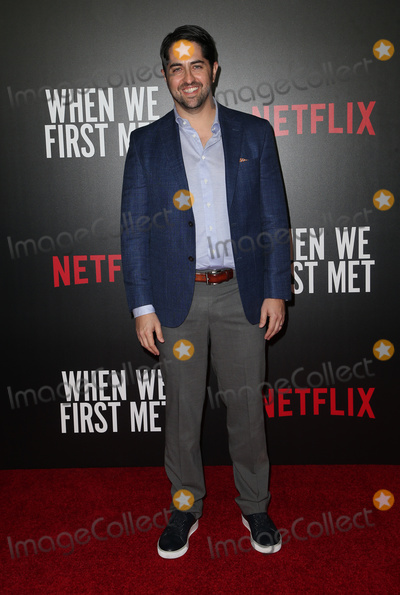 Adam Saunders Photo - 20 February 2018 - Hollywood California - Adam Saunders Special Screening of Netflix When We First Met held at Arclight Hollywood Photo Credit F SadouAdMedia