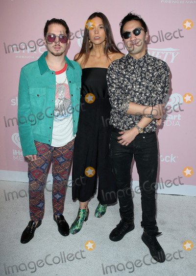 Ali Tamposi Photo - 18 November 2017 - Los Angeles California - Andrew Watt Ali Tamposi Brian Lee Varietys 1st Annual Hitmakers Luncheon Photo Credit F SadouAdMedia
