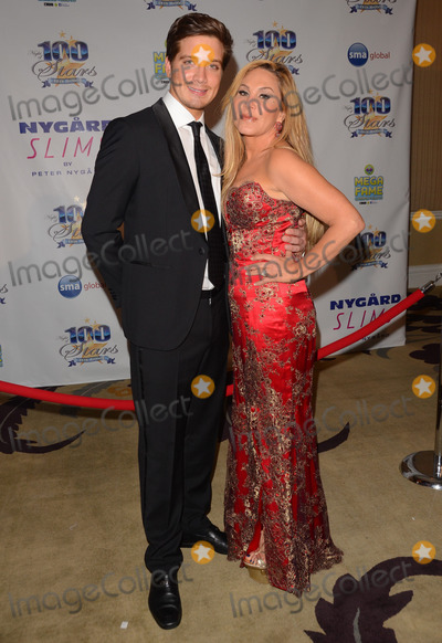 Adrienne Maloof Photo - 02 March 2014 - Beverly Hills California - Jacob Busch Adrienne Maloof  24th Annual Night of 100 Stars Oscar Viewing Party celebrating the 86th Annual Academy Awards held at the Beverly Hills Hotel Photo Credit Birdie ThompsonAdMedia