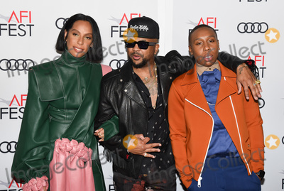 The Dream Photo - 14 November 2019 - Hollywood California - Melina Matsoukas The_Dream Lena Waithe AFI FEST 2019 Presented By Audi  Queen  Slim Premiere held at TCL Chinese Theatre Photo Credit Billy BennightAdMedia