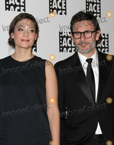 Ann-Sophie Bion Photo - 18 February 2012 - Beverly Hills California - Anne-Sophie Bion Michel Hazanavicius 62nd Annual ACE Eddie Awards Held At The Beverly Hilton Hotel Photo Credit Kevan BrooksAdMedia