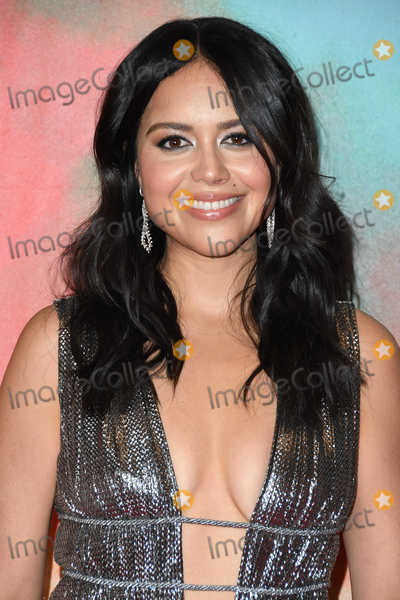 Alyssa Diaz Photo - 14 November 2018 - Los Angeles California - Alyssa Diaz Netflixs Narcos Mexico Season 1 Premiere held at Regal Cinemas LA Live Photo Credit Birdie ThompsonAdMedia