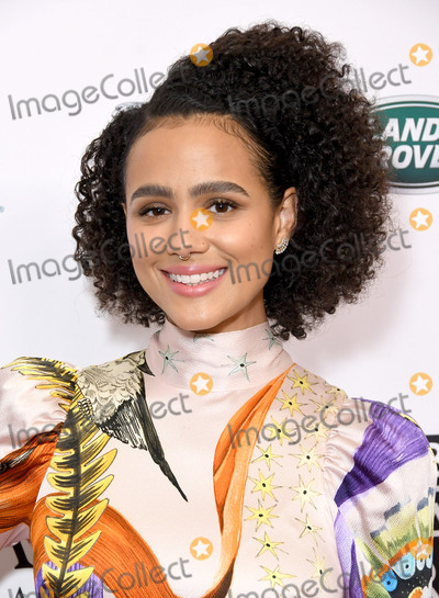 Nathalie  Photo - 21 September 2019 - Beverly Hills California - Nathalie Emmanuel 2019 BAFTA Los Angeles  and BBC America TV Tea Party held at Poolside at The Beverly Hilton Hotel Photo Credit Birdie ThompsonAdMedia