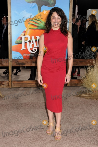 Alanna Ubach Photo - 14 February 2011 - Westwood California - Alanna Ubach Rango Los Angeles Premiere held at the Regency Village Theater Photo Byron PurvisAdMedia