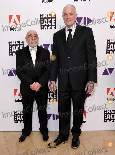 Alan Heim Photo - 17 January 2020 - Beverly Hills California - Alan Heim Nick Cassavetes 2020 ACE Eddie Awards held at Beverly Hilton Hotel Photo Credit Birdie ThompsonAdMedia