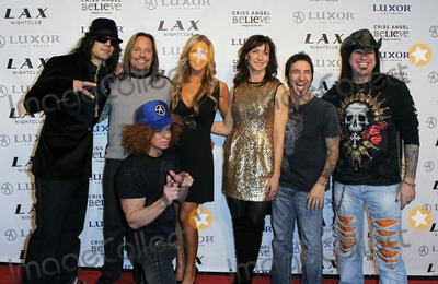 ALICIA RENEE Photo - 11 December 2010 - Las Vegas Nevada - Criss Angel Vince Neil Alicia Jacobs Renee West Micky James Michael Godard Carrot Top  Criss Angel celebrates his birthday and 1000th Criss Angel BeLIEve show at LAX Nightclub inside the Luxor Resort Hotel and Casino  Photo Credit MJTAdMedia