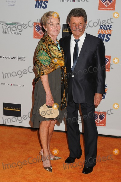 Frankie Avalon Photo - 24 April 2015 - Century City California - Kathryn Diebel Frankie Avalon 22nd Annual Race To Erase MS Gala held at The Hyatt Regency Century Plaza Hotel Photo Credit Byron PurvisAdMedia