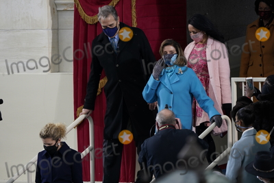 Nancy Pelosi Photo - Nancy Pelosi arrives prior to United States President Joe Biden taking the Oath of Office as the 46th President of the US at the US Capitol in Washington DC on Wednesday January 20 2021  Credit Chris Kleponis  CNPAdMedia