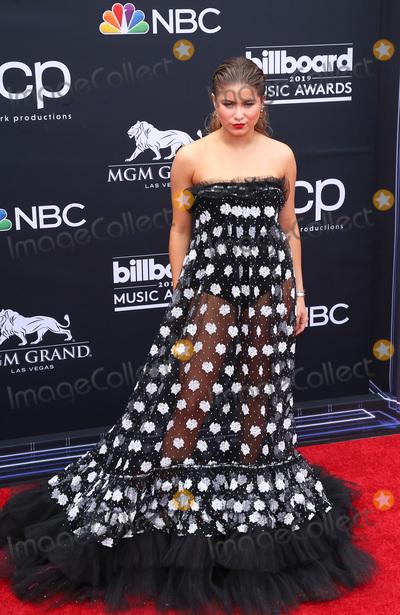 Sofia Reyes Photo - 01 May 2019 - Las Vegas NV - Sofia Reyes  2019 Billboard Music Awards at MGM Grand Garden Arena Arrivals Photo Credit mjtAdMedia