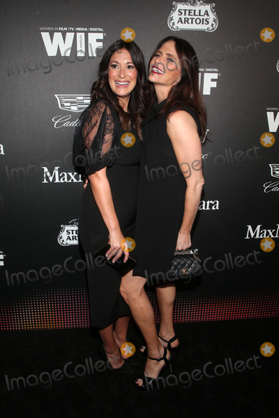 Angelique  Cabral Photo - 7 February 2020 - Hollywood California - Amy Landecker Angelique Cabral 13th Annual Women In Film Female Oscar Nominees Party held at Sunset Room Hollywood Photo Credit FSAdMedia