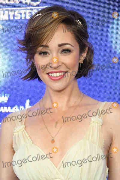 Autumn Reeser Photo - 26 July 2019 - Beverly Hills California - Autumn Reeser Hallmark Channel and Hallmark Movies  Mysteries 2019 Summer TCA held at a Private Residence Photo Credit Birdie ThompsonAdMedia