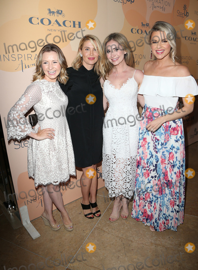 Ali Fedotowski Photo - 02 June 2017 - Beverly Hills California - Beverley Mitchell Willa Ford Ashley Jones Ali Fedotowsky-Manno Step Up Womens Network 14th Annual Inspiration Awards held at The Beverly Hilton Hotel Photo Credit F SadouAdMedia