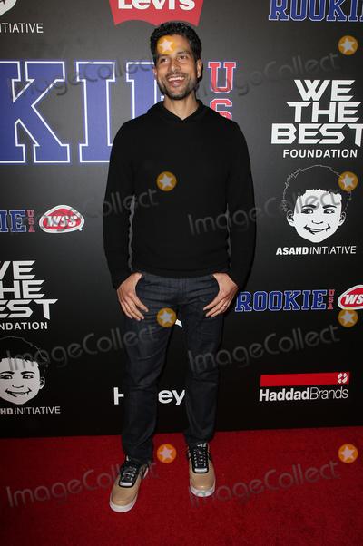 Adam Rodriguez Photo - 15 February 2018 - Los Angeles California - Adam Rodriguez Rookie USA Fashion Show held at MILK Studios Photo Credit F SadouAdMedia