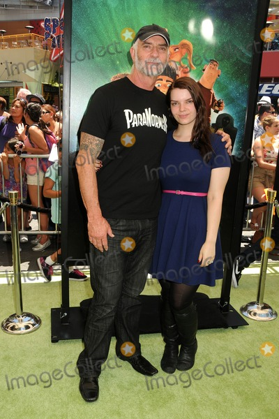 Andy McPhee Photo - 5 August 2012 - Universal City California - Andy McPhee Sianoa Smit-McPhee ParaNorman Los Angeles Premiere held at AMC CityWalk Stadium 19 Theatre Photo Credit Byron PurvisAdMedia