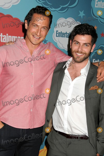 Sasha Roiz Photo - 20 July 2013 - San Diego California - Sasha Roiz David Giuntoli  Entertainment Weekly Hosts Annual Comic-Con Celebration 2013 held at Float at the Hardrock Cafe Photo Credit Byron PurvisAdMedia