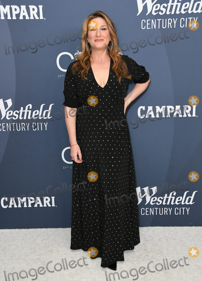 Ana Gasteyer Photo - 28 January 2020 - Beverly Hills - Ana Gasteyer 22nd Costume Designers Guild Awards held at Beverly Hilton Hotel Photo Credit Birdie ThompsonAdMedia
