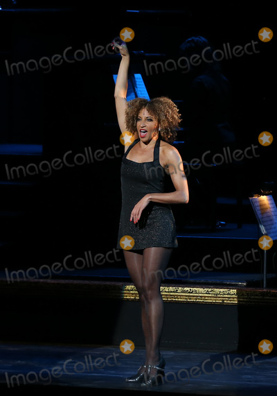 Christy Brinkley Photo - 10 April 2019 - Las Vegas NV - Cast of Chicago Christie Brinkley stars as Roxie Hart in the musical Chicago at The Venetian Resort Las Vegas Photo Credit MJTAdMedia