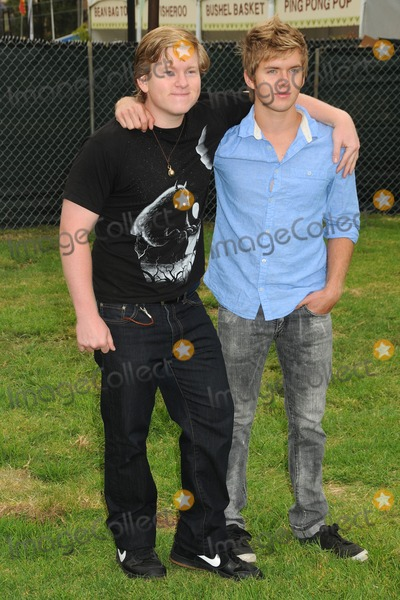 Chris Brochu Photo - 12 June 2011 - Westwood California - Doug Brochu and Chris Brochu 22nd Annual Time For Heroes Celebrity Picnic Benefiting The Elizabeth Glaser Pediatric AIDS Foundation held at the Wadsworth Fairgrounds Photo Credit Byron PurvisAdMedia