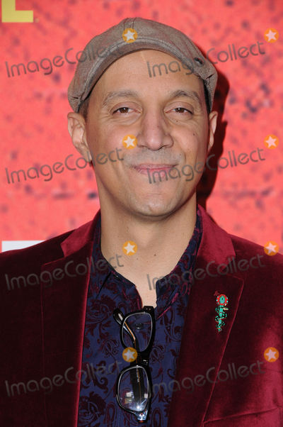 Amro Salama Photo - 03 January 2018 - Los Angeles California - Amro Salama Premiere of Showtimes new series TheChi held at Downtown Independent in Los Angeles Photo Credit Birdie ThompsonAdMedia
