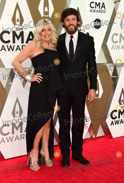 Chris Janson Photo - 13 November 2019 - Nashville Tennessee - Kelly Lynn Chris Janson 53rd Annual CMA Awards Country Musics Biggest Night held at Music City Center Photo Credit Laura FarrAdMedia