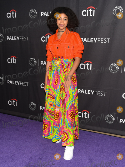 Arica Himmel Photo - 14 September 2019 - Beverly Hills California - Arica HimmelMixed-ish - 2019 PaleyFest Fall TV Preview held at The Paley Center for Media - ABC Photo Credit Billy BennightAdMedia