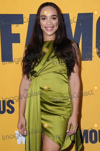 Cleopatra Coleman Photo - 27 September  2017 - West Hollywood California - Cleopatra Coleman World premiere of Showtimes White Famous held at The Jeremy in West Hollywood Photo Credit Birdie ThompsonAdMedia