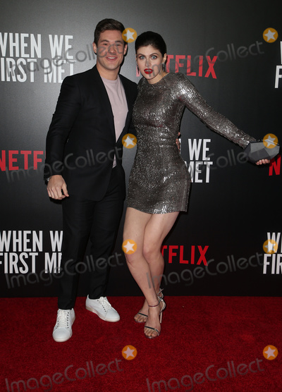 Adam DeVine Photo - 20 February 2018 - Hollywood California - Adam Devine Alexandra Daddario Special Screening of Netflix When We First Met held at Arclight Hollywood Photo Credit F SadouAdMedia