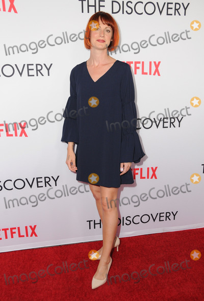 Alexis Mixter Photo - 29 March 2017 - Los Angeles California - Alexis Mixter  Premiere Of Netflixs The Discovery held at The Vista Theater in Los Angeles Photo Credit Birdie ThompsonAdMedia