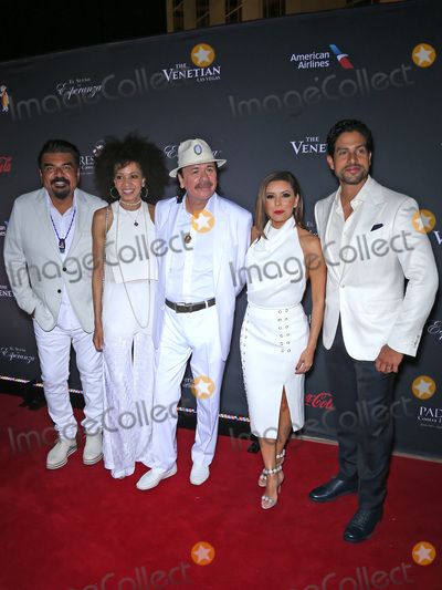 Cindy Blackman Photo - 20 August 2016 - Las Vegas Nevada - George Lopez Cindy Blackman Carlos Santana Eva Longoria Adam Rodriguez Eva Longoria hosts Padre Contra El Cancers 2016 El Sueno De Esperanza Celebration at The Venetian Photo Credit MJTAdMedia