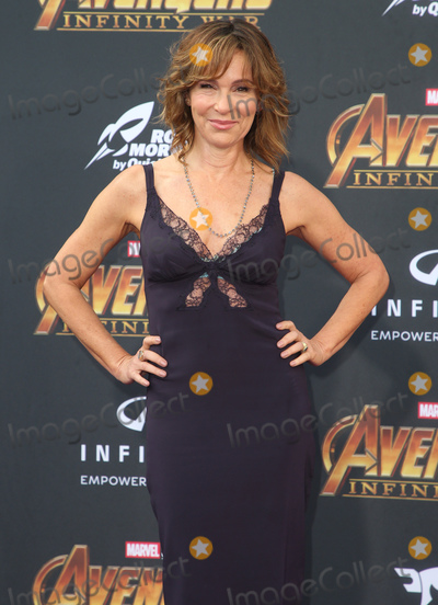 Jennifer Grey Photo - 23 April 2018 - Hollywood California - Jennifer Grey Disney and Marvels Avengers Infinity War Los Angeles Premiere held at Dolby Theater Photo Credit F SadouAdMedia