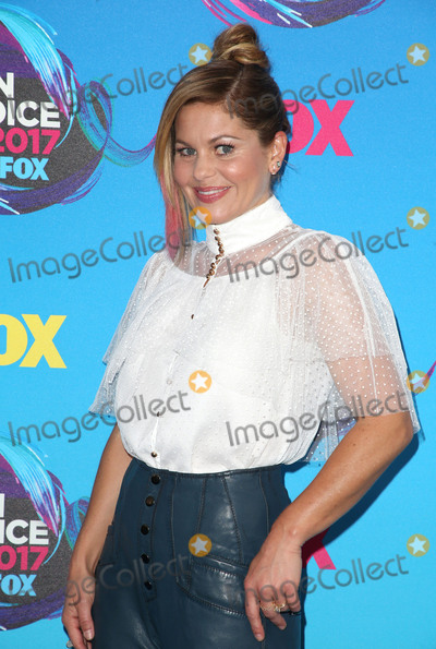Candace Cameron-Bure Photo - 13 August 2017 - Los Angeles California - Candace Cameron-Bure 2017 Teen Choice Awards held at The Galen Center Photo Credit F SadouAdMedia