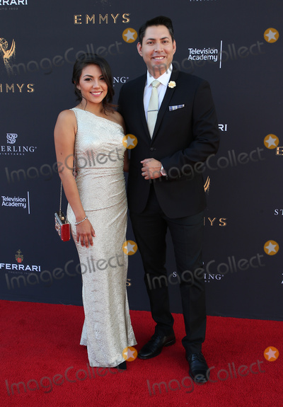 Alejandro Navarro Photo - 23 July 2017 - Los Angeles California - Zoe Navarro Alejandro Navarro 69th Los Angeles Area Emmy Awards held at the Television Academy Photo Credit F SadouAdMedia