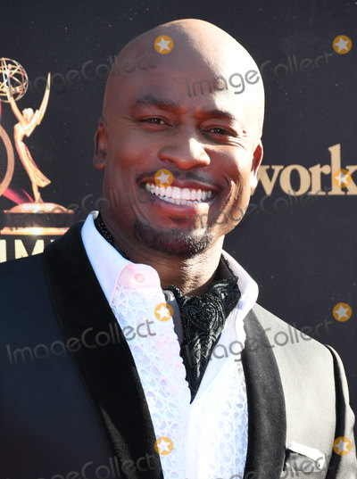 Akbar Gbajabiamila Photo - 03 May 2019 - Pasadena California - Akbar Gbajabiamila 46th Annual Daytime Creative Arts Emmy Awards - Arrivals held at Pasadena Civic Center Photo Credit Birdie ThompsonAdMedia