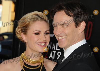 Anna Paquin Photo - 17 June 2014 - Hollywood California - Anna Paquin Stephen Moyer True Blood Final Season Premiere held at the TCL Chinese Theatre Photo Credit Byron PurvisAdMedia