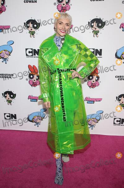 Alyson Stoner Photo - 8 March 2020 - Hollywood California - Alyson Stoner 2020 Christian Cowan x Powerpuff Girls Runway Show held at NeueHouse Photo Credit FSAdMedia