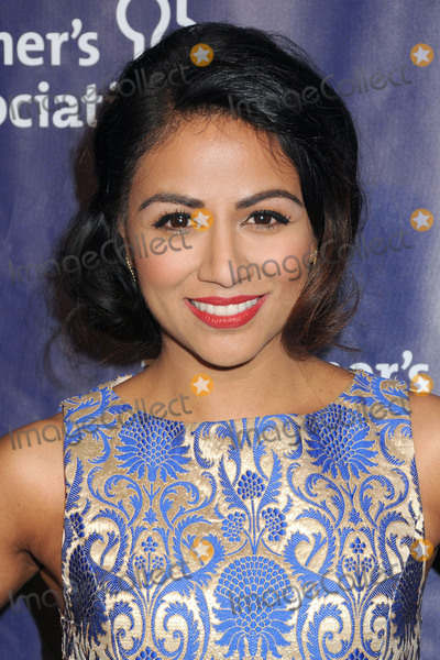 Karen David Photo - 9 March 2016 - Beverly Hills California - Karen David 24th Annual A Night At Sardis Benefit Gala for the Alzheimers Association held at The Beverly Hilton Hotel Photo Credit Byron PurvisAdMedia