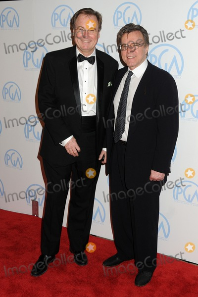 Nigel Sinclair Photo - 21 January 2012 - Beverly Hills California - Guy East and Nigel Sinclair 23rd Annual Producers Guild Awards held at the Beverly Hilton Hotel Photo Credit Byron PurvisAdMedia