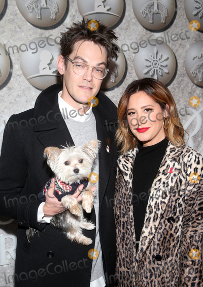 Christopher French Photo - 7 December 2019 - West Hollywood California - Christopher French Ashley Tisdale Brooks Brothers Annual Holiday Celebration To Benefit St Jude held at The West Hollywood EDITION Photo Credit FSAdMedia